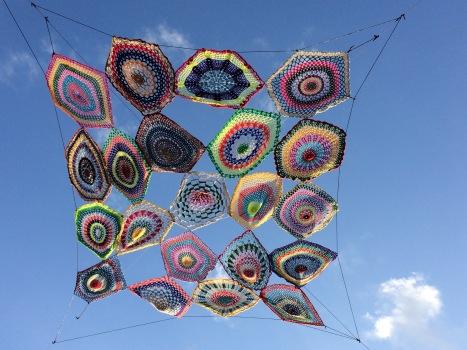 flying web