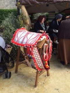saddle Prado