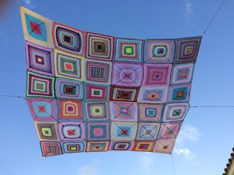 sailing quilt