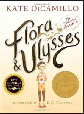 Flora and Ulysses cover