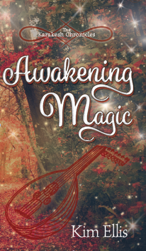 Awakening Magic cover2